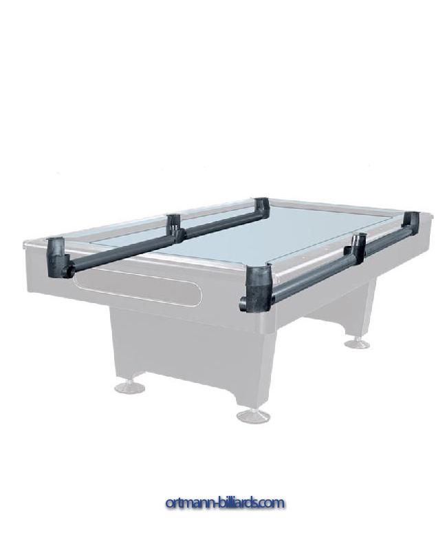 Ball Return System Eliminator And Ortmann Billiardscom - Eliminator pool table