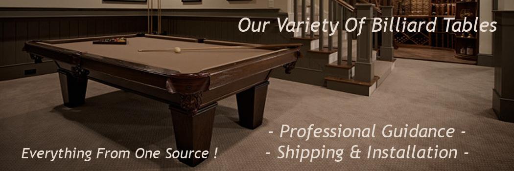 Ortmann Billiardscom Your Partner For Billiard Cues Billiard - Hippopotamus pool table