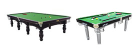 Snookertische