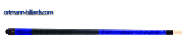 McDermott Pool Cue GS02 Pacific Blue