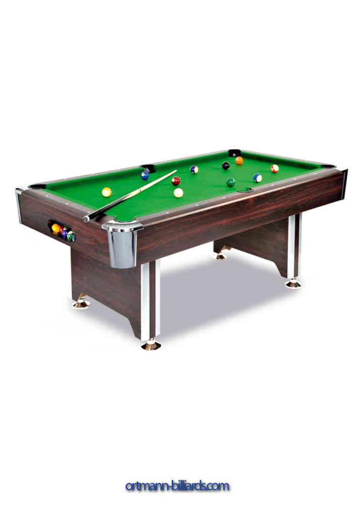 Pool Table Sedona 6 Ft Ortmann Billiards Com Billiard For Tables And Accessoires - How Much Room Do You Need For A 6 Foot Pool Table