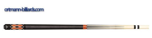 "Billiard cue ""Players G-3390"", black, Implex Joint, Pool"