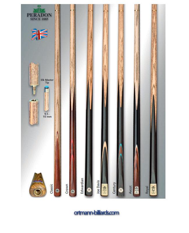 Peradon Royal 3//4 Snooker File 9,5mm
