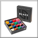"Billard Kugeln Aramith Tournament ""Black"", 57,2mm"